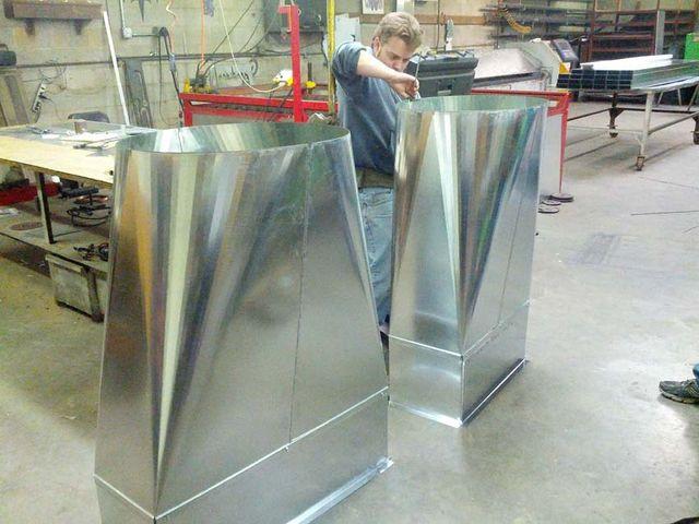 Metal Fabrication, Sheet Metal | Columbia,SC