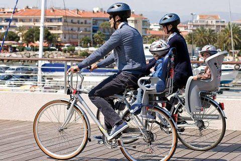 casco bicicletta bambino