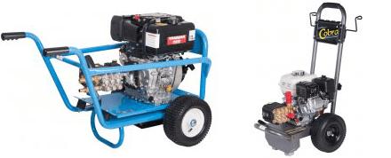 Petrol engine washers