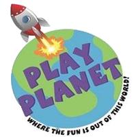 Play planet logo