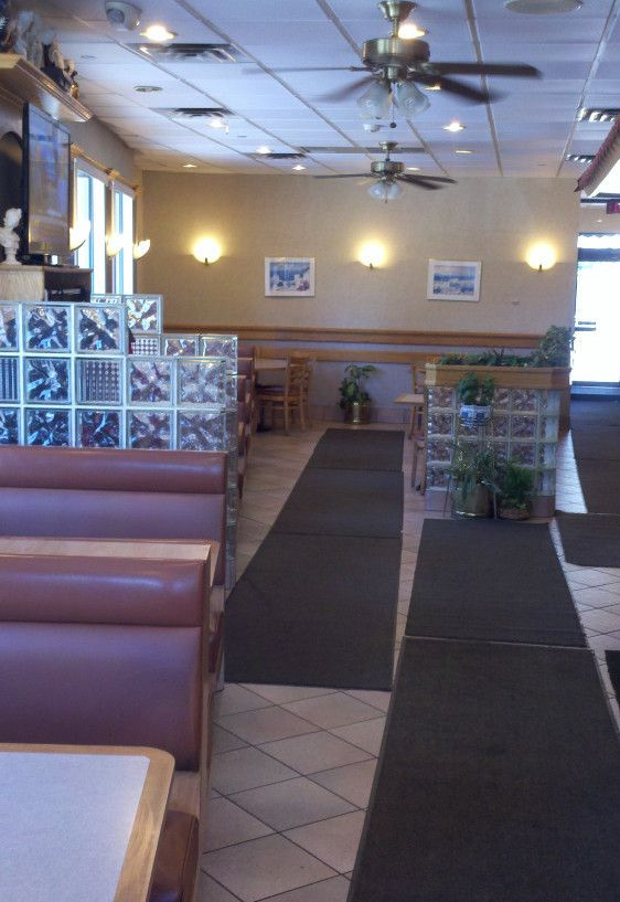 Customers contact us to order our pizza or special Greek foods in Stamford, CT