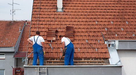 Protect your property with our roofing repairs