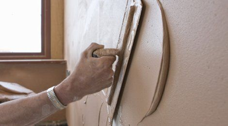 Excellent plastering finishes