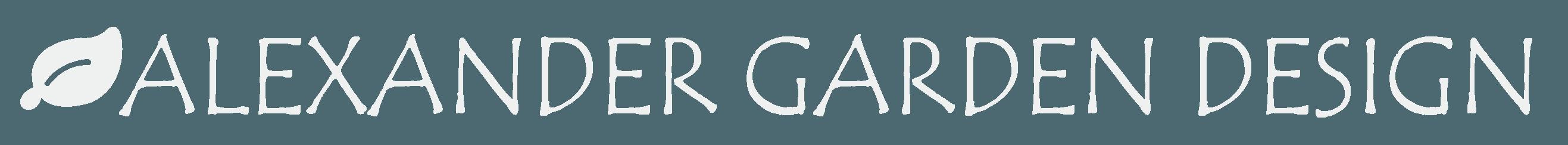 Alexander Garden Design logo