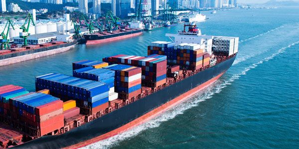 Marine safety system installed on cargo ships
