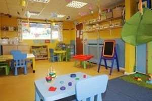 Day nursery for babies