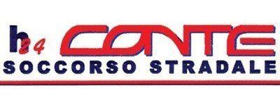 Conte soccorso stradale assistenza H24 logo