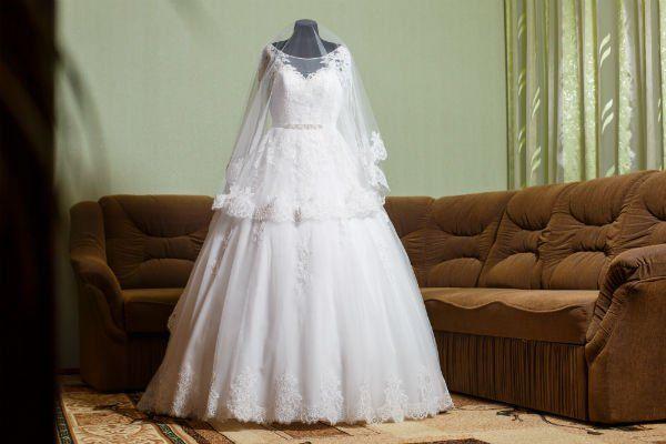 Manichini per abiti da sposa