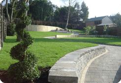 Bespoke garden - Rochdale, Shaw, Huddersfield - Avonleigh Homes & Gardens - expert landscapes