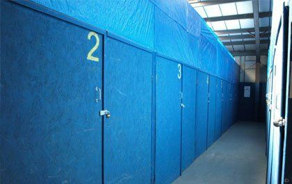 storage services within north wales
