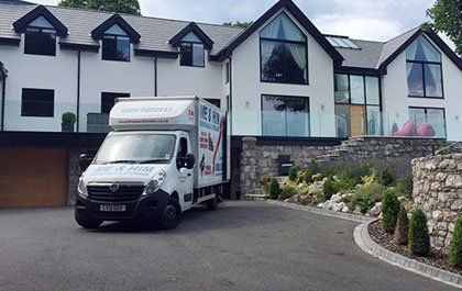 Local removals in North Wales