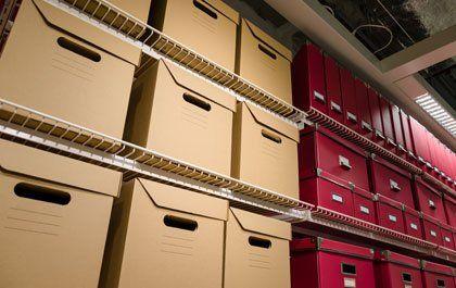 storage facilities in North Wales