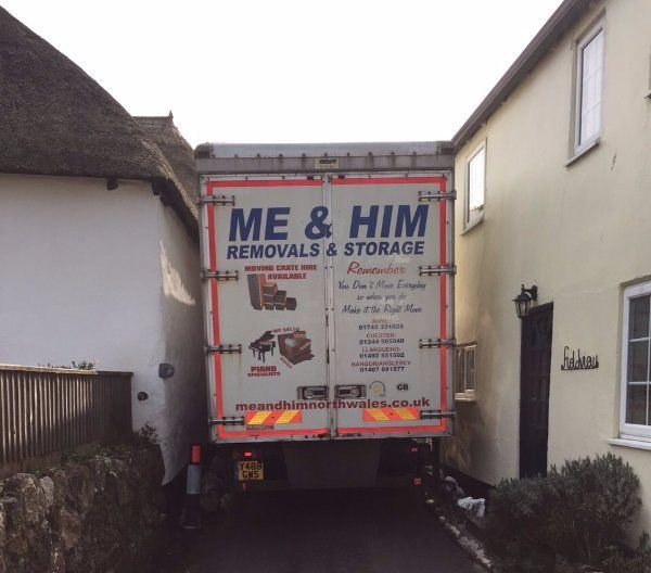 Office relocation services within the UK
