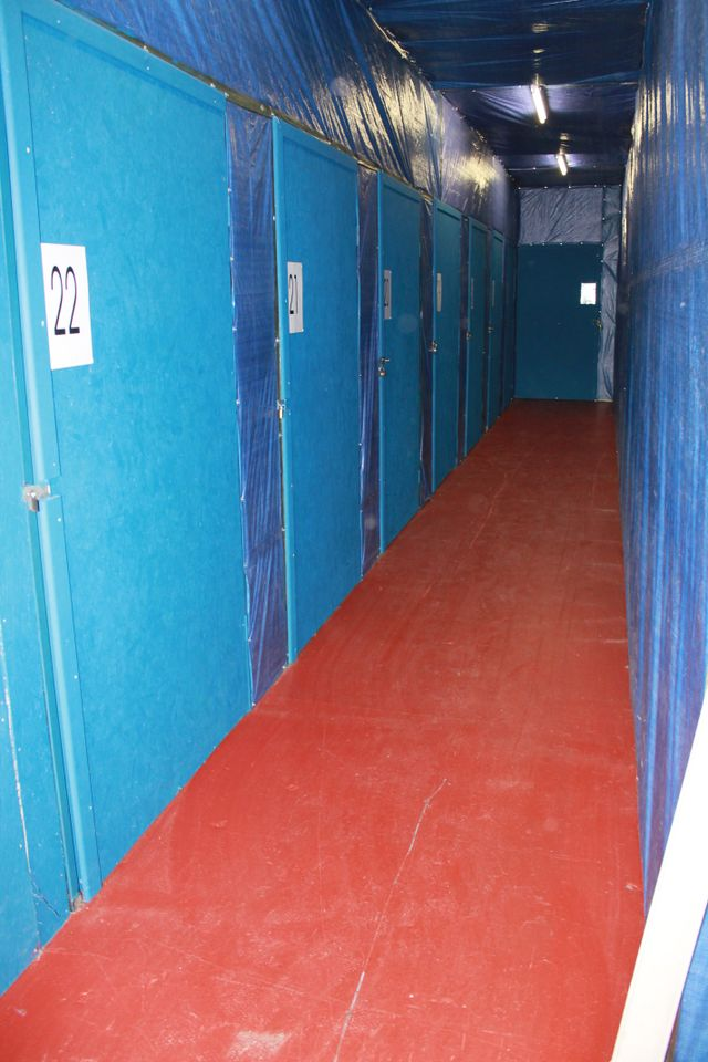 secure storage in north wales