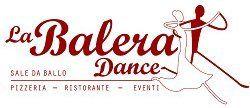 logo LA BALERA DANCE SALA DA BALLO FESTE