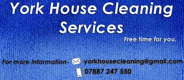 house cleaning add