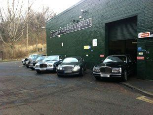 Rolls Royce Bentley Newcastle Fearons Rolls Royce Bentley - Independent bentley servicing