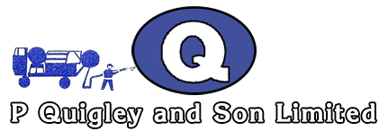 P Quigley and Son Limited Company Logo