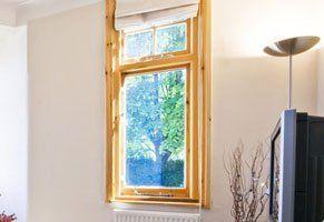 timber frame window repair