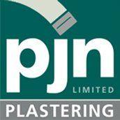 PJN Plastering logo