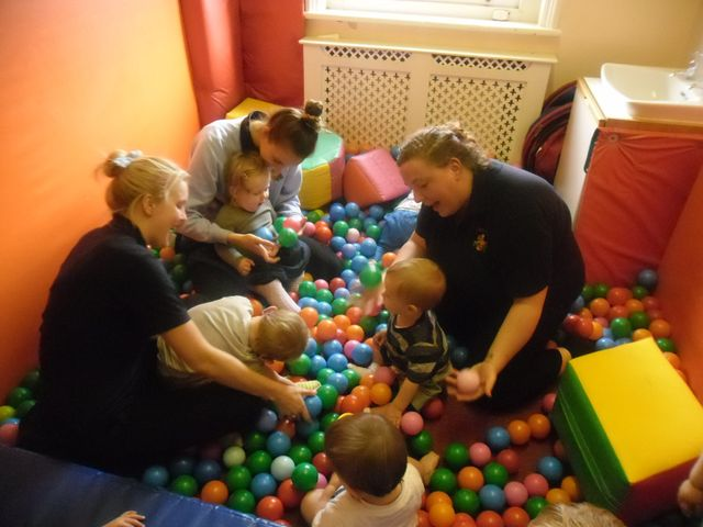 Baby care units