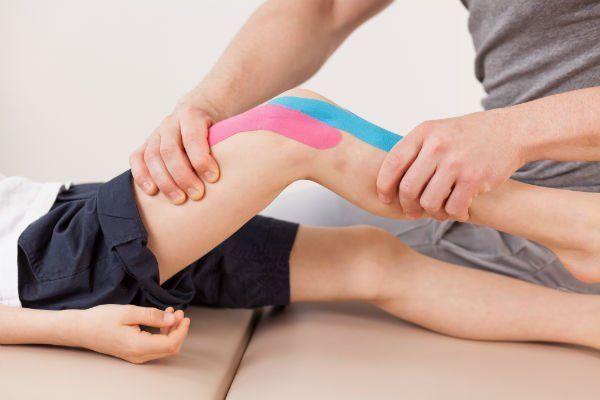 pressione in ginocchio