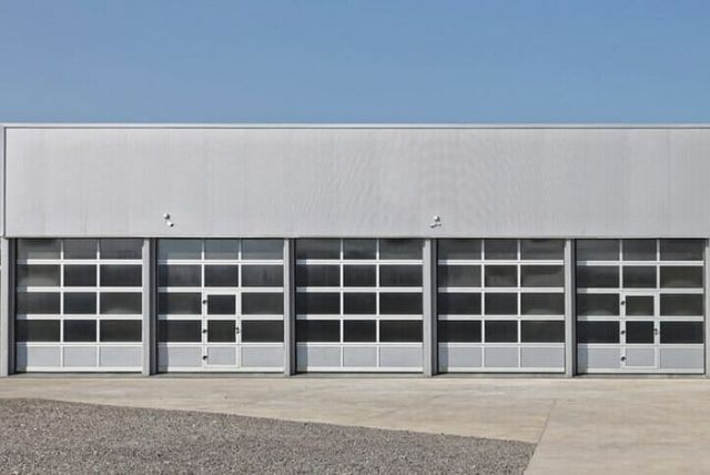 Commercial Garage Doors Kansas City Mo Radio Controlled Garage