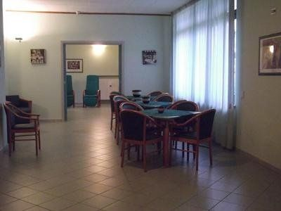 sala ricreativa residenza San Giovanni