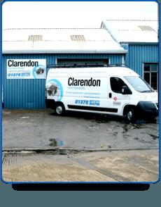 Conversions - Dartford, Kent - Clarendon Home Improvements - Clarendon van