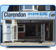 Extensions - Dartford, Kent - Clarendon Home Improvements - Clarendon shop front