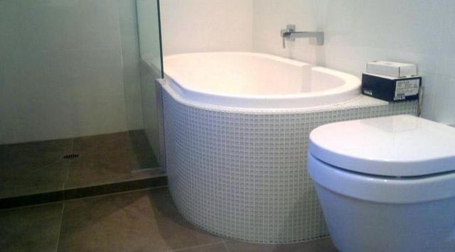 A1 Surface Tiling with bathroom tiles in Auckland