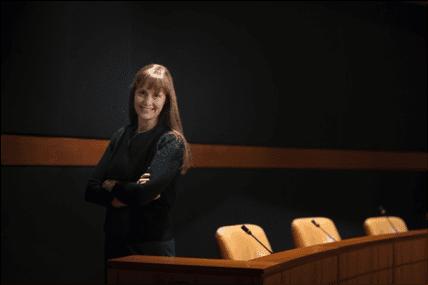 Professor of Professional Practice Shauna Sylvester