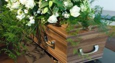 addobbi floreali, addobbi funebri, decorazioni funebri