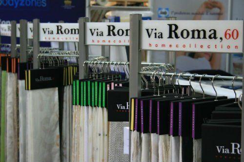 delle tende della marca Via Roma 60