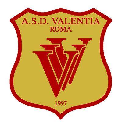 A.S.D VALENTIA Roma logo