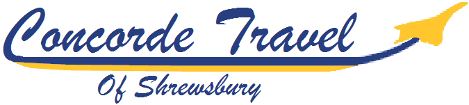 Concorde Travel of Shrewsbury logo