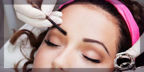 Spice - cinnamon brown colour brows