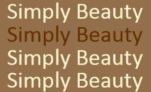 Simply Beauty logo