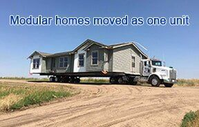 Structural Moving | Galva, KS | Unruh House Moving Inc