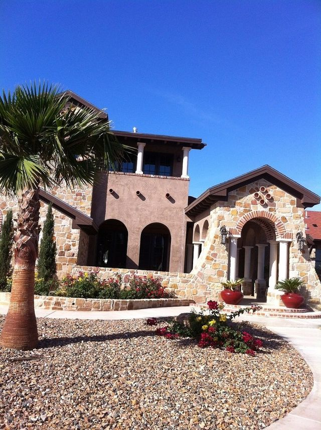Landscape Design Contractor Midland, TX
