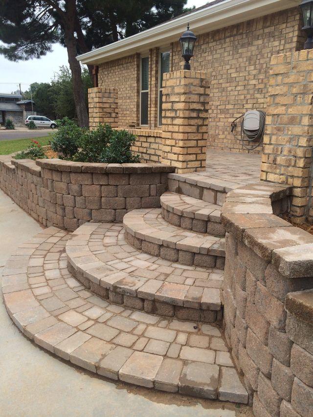 Hardscape Design Contractor Midland, TX