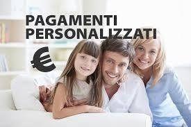 pagamenti personalizzati
