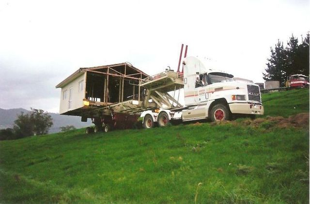 Call the North Island's house relocation and heavy haulage specialists today
