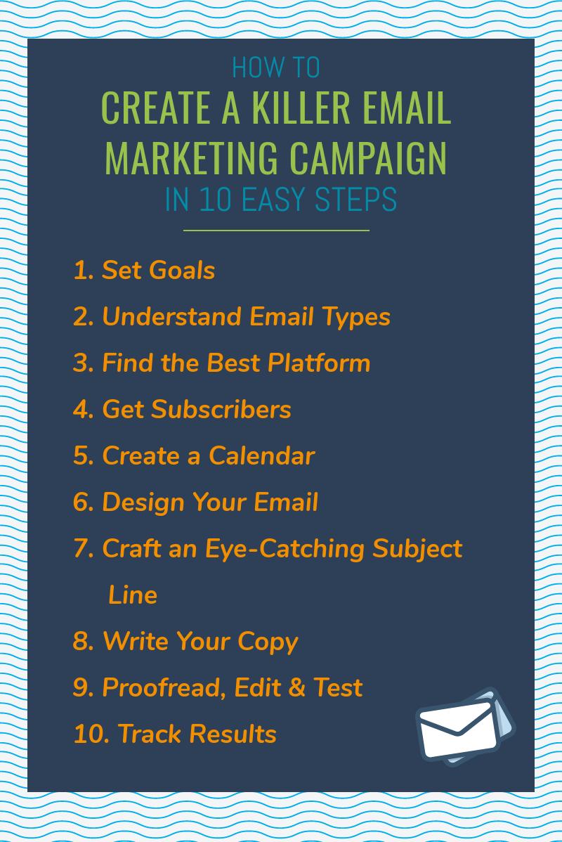 How to Create a Killer Email Marketing Campaign in 10 Easy Steps