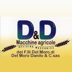 MACCHINE AGRICOLE D&D sas logo