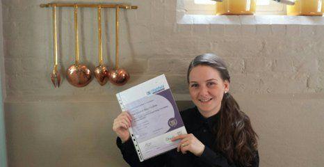Level 2 Award licence