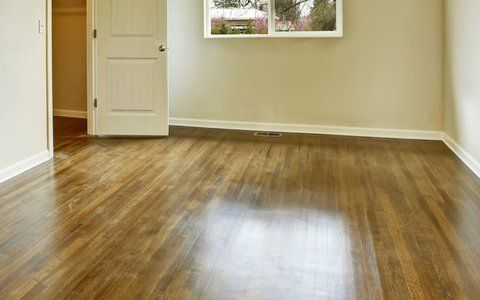 dark wood flooring