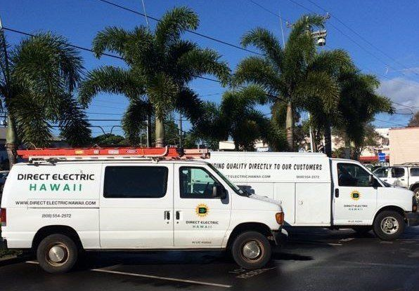 Direct electric hawaii