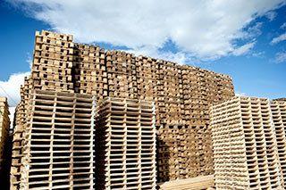 New Pallets for Sale & Heat Treated Pallets Buffalo, NY