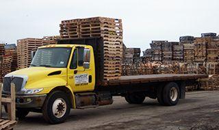 Recycling Used Pallets Buffalo, NY